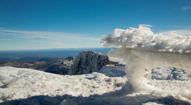 Cantaro neve