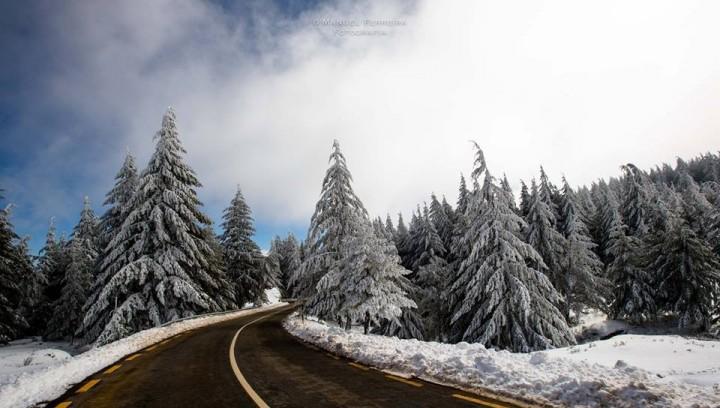 Penhas Douradas neve