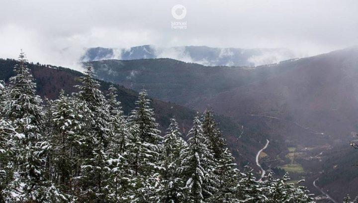 nevão na Serra